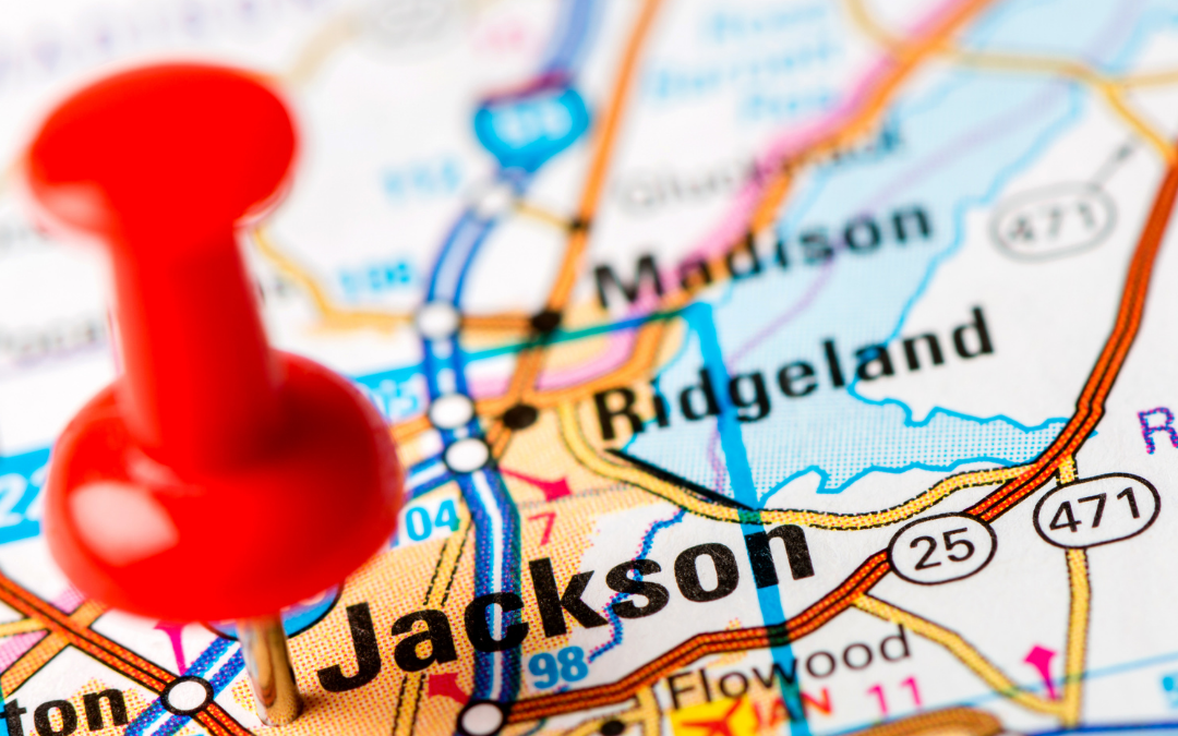 Now Hiring! Jackson, MS Outreach Manager